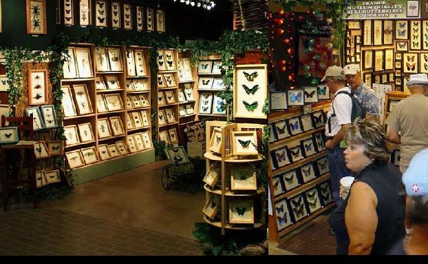 Atlanta Wholesale Gift Market Showroom 1999